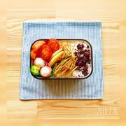 高3男子のお弁当 『きんぴらごぼう』