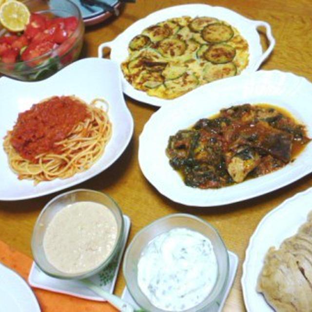 青菜がいっぱい食べられます!ハーブの甘い香りがうれしい「ギリシャ風・鱈とほうれん草のハーブ煮込み」