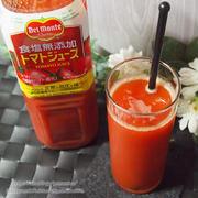 #デルモンテ #食塩無添加トマトジュース de リコピン生活2ヶ月経過
