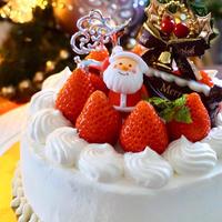 2019 クリスマスパーティー * クリスマスケーキ編