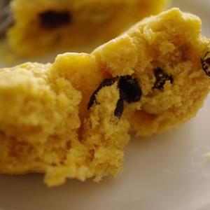 5分でできるカレー風味のレンジパン