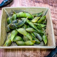 枝豆の美味しい茹で方と丹羽黒豆&山の中の美味しいお蕎麦屋さん