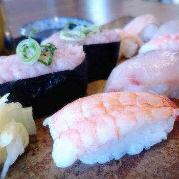 寿司は寿司だけど・・・?