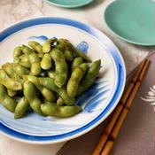 花椒の香り枝豆