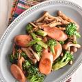 魚肉ソーセージがメインディッシュに!簡単激ウマレシピ4選