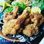 コンテナいっぱいの❤と、沖縄土産❤と、運動会のお弁当にも♪あのお店風スパイシーフライドチキン♪
