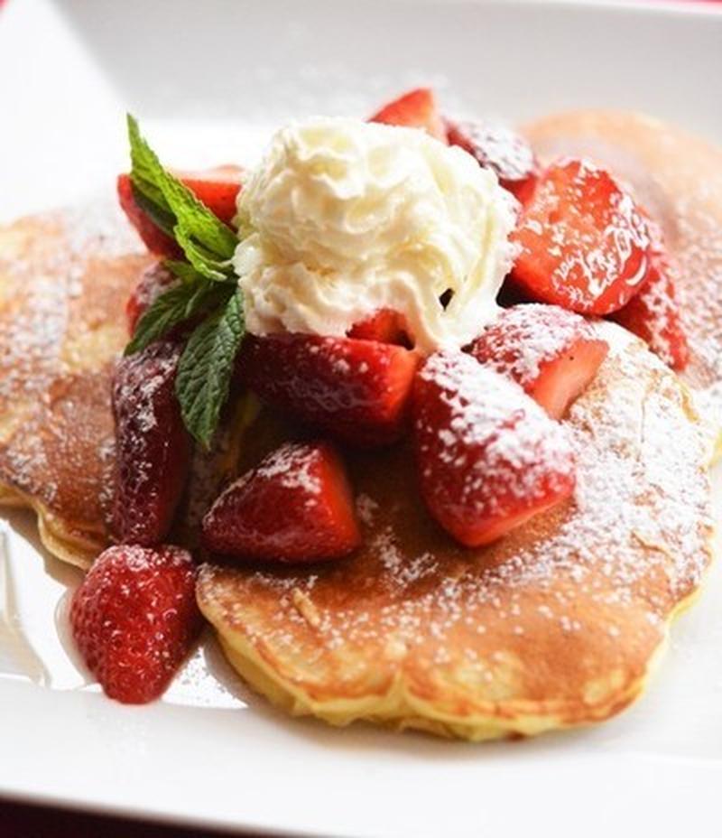 幸せでリッチな気分をお約束♪とろける「パンケーキ」6選