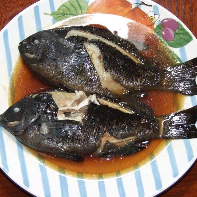 黒糖レーズン食パン&晩御飯