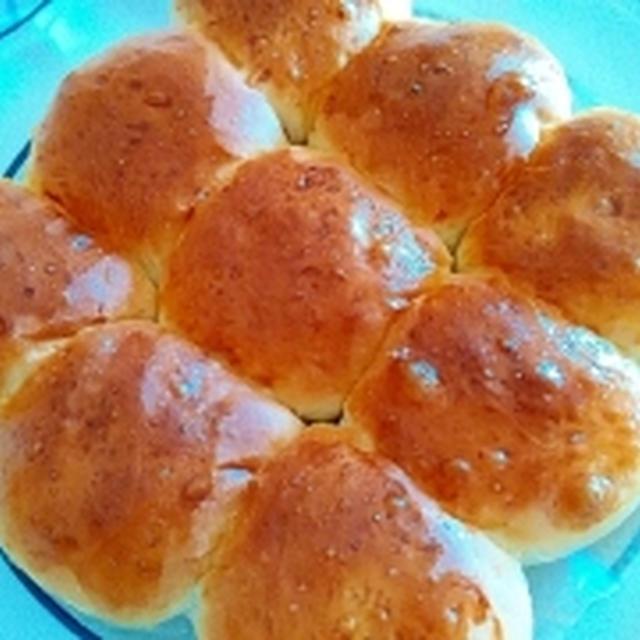 ふんわりやわらか☆たこ焼き風味のちぎりパン