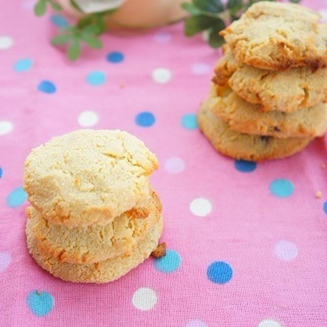 粉豆腐で作るアレルギー対応クッキー