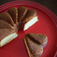アニスの塩バターケーキ