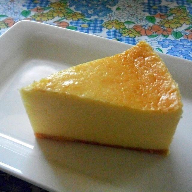 いし子さんへ『ふんわり桃香るチーズケーキ#2』