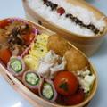 12月5日 トマトソースのチキングラタン風弁当 by カオリさん