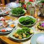 タイのおしゃれな軽食「ミヤンカム」レッスン。