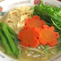 「中華三昧」モニター その2 ~北京風 塩拉麺~