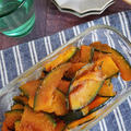 ~お弁当にも~【かぼちゃのハニージンジャーソテー】#簡単レシピ #作り置き #かぼちゃ
