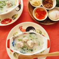 ELLEgourmet 旬の食材レシピ特別編『七草粥の巻』でレシピを掲載いただきました
