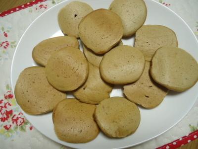 カルダモン香る♪コーヒープチパンケーキ
