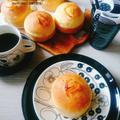 《レシピ》ふ~んわりオレンジパン♡ と、またまた前田屋さんのホームページに! と、本日のわんこ。
