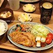 【レシピ】ご飯によく合う♡豚の味噌マヨ生姜焼き♪ と 宣言します!!
