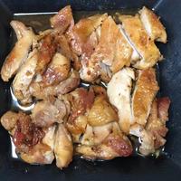 鶏もも肉の照り焼き おだし風味
