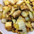 しし唐のフェタチーズ焼き~ 豆腐と鶏肉の酸豆角炒め by Cookieさん
