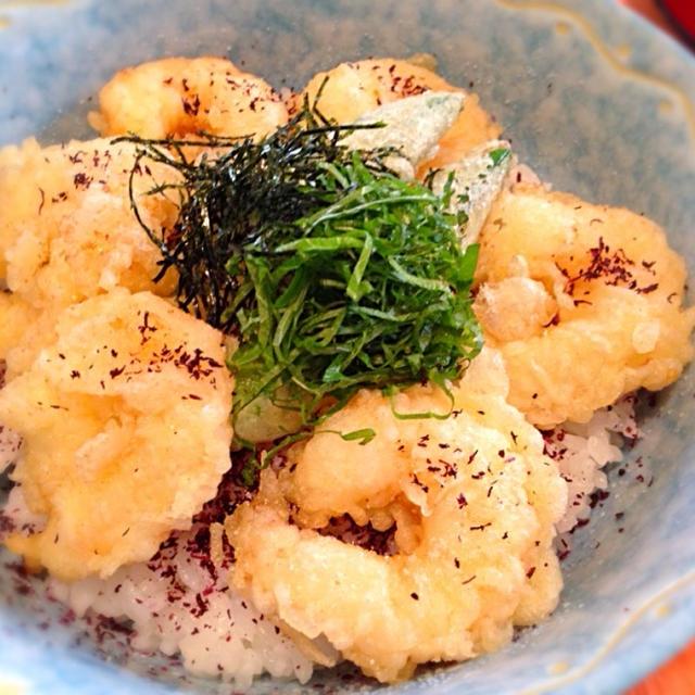 天丼 レシピ