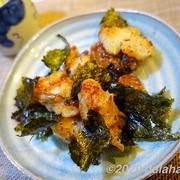 【レシピ】牡蠣の磯辺焼き バター醤油で旨味が凝縮された関西風粉もん