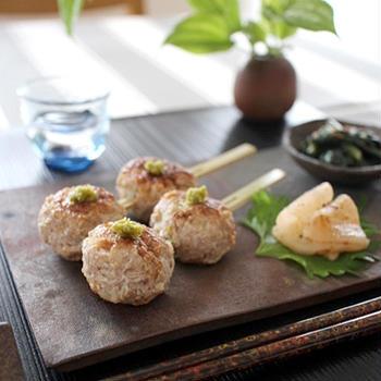 中華な肉団子が、柚子胡椒で日本酒のおつまみに!