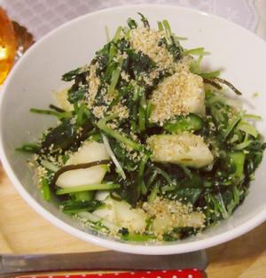 ♥ご飯がすすむ♥カブときゅうり&香味野菜の塩昆布漬け♡