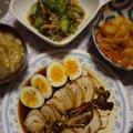 ごちそうさまスイーツ♪と鶏胸肉。 by saoriさん