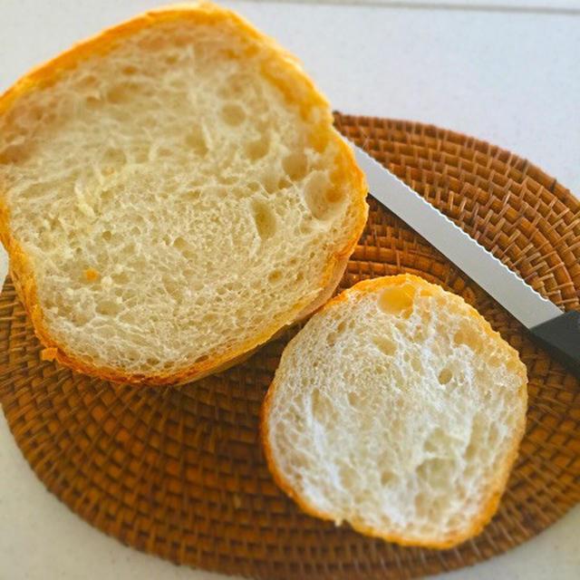 HBにおまかせ♡パリもちフランスパン風*ちゅー♡