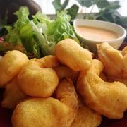 海鮮をもっとおいしく♪ふわサク食感「〇〇のフリッター」レシピ