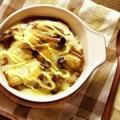 照りチキマヨドリア お豆腐ホワイトソース