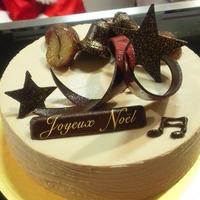 Wa・Bi・Sa 和三盆と栗のケーキ @イケセイ クリスマスケーキ試食会