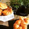 桜も満開!!と言う事で今日のパン焼きは桜の形?の桜アンパンです ♪♪ by pentaさん