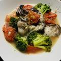 簡単人気レシピ!牡蠣のアクアパッツァ