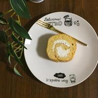【レシピ】米ぬかロールケーキ