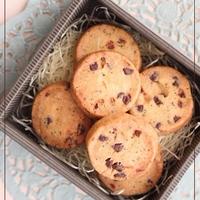 バレンタイン チョコミントクッキー*