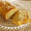 バター不使用オートミールパウンドケーキ