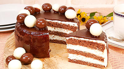 チョコレートケーキの作り方