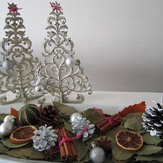 クリスマスの香りレシピ!