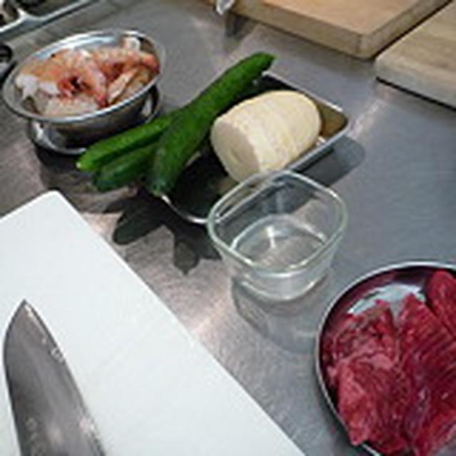 からだにやさしい韓国料理教室 #10
