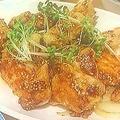 ピリ辛鶏もも肉のスタミナ焼きのレシピ by プンさん