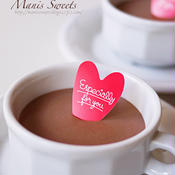 カルダモン香るチョコムース