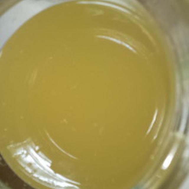 レモン酵素できた