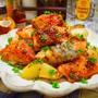 【レシピ】鮭とじゃがいものめんつゆバター炒め