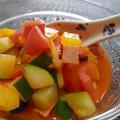 野菜ジュースで⑥☆夏野菜ラタトゥイユ by kaana57さん