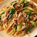 【沖縄そば麺をつかった焼きそば レシピ】ワシワシとした食べ応えでうどんや中華麺よりウマイ