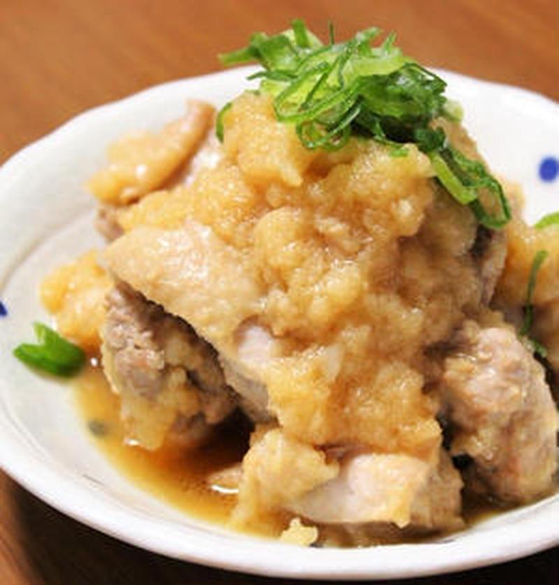 メインおかずにぴったり!「鶏もも肉×大根おろし」のおすすめレシピ